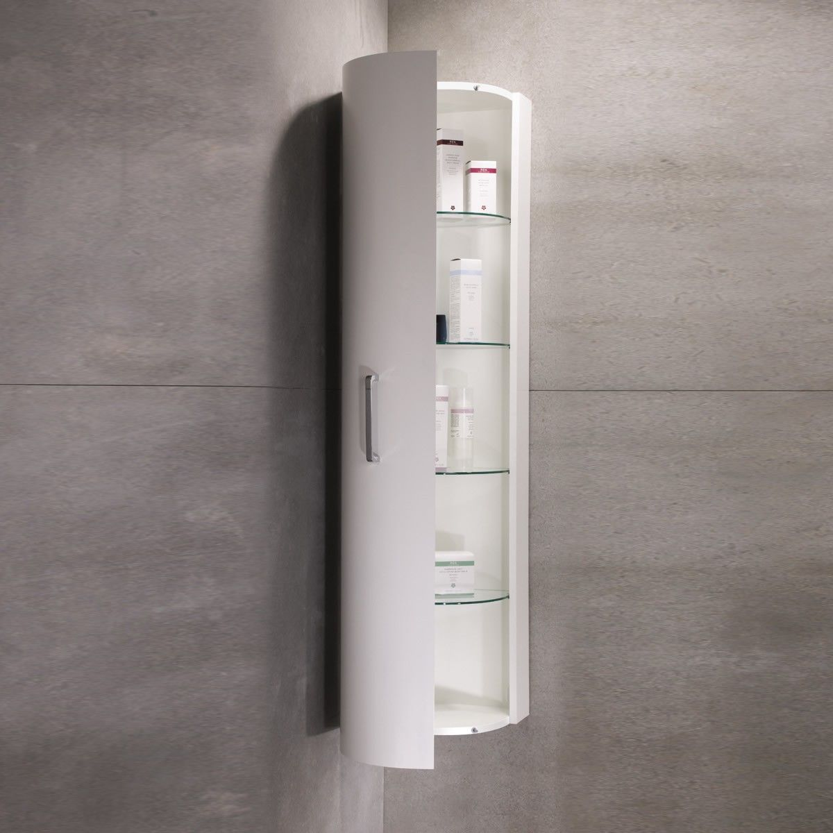Tall White Bathroom Cabinet Corner Cabinets With Regard To Dimensions 960 X Gloss P