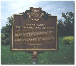 State Historical Marker Honoring The African American History Of