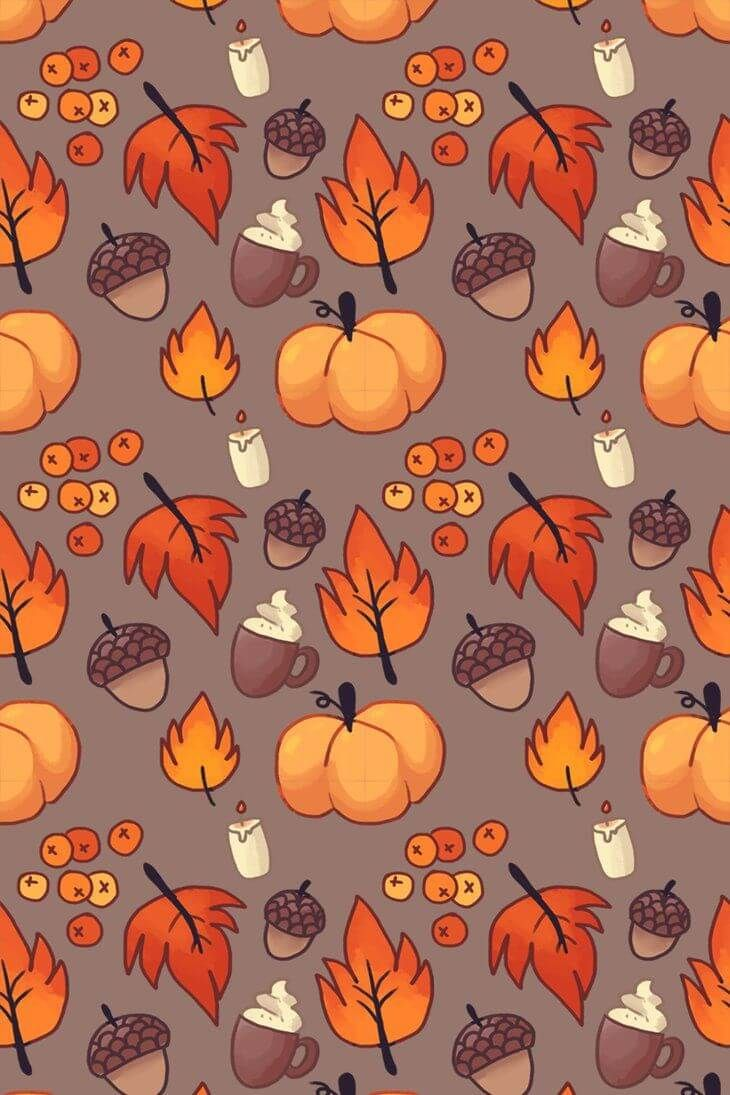 Thanksgiving iPhone 7 Plus Wallpapers в 2019 г. Осенние