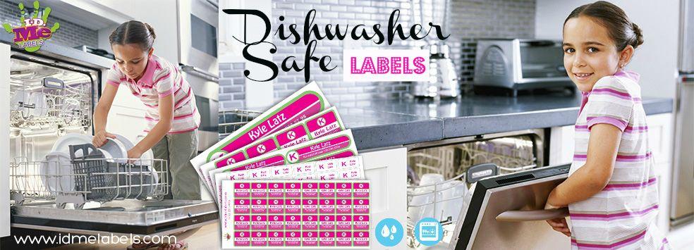 Durable Waterproof Dishwasher Safe Labels By I D Me Labels Www