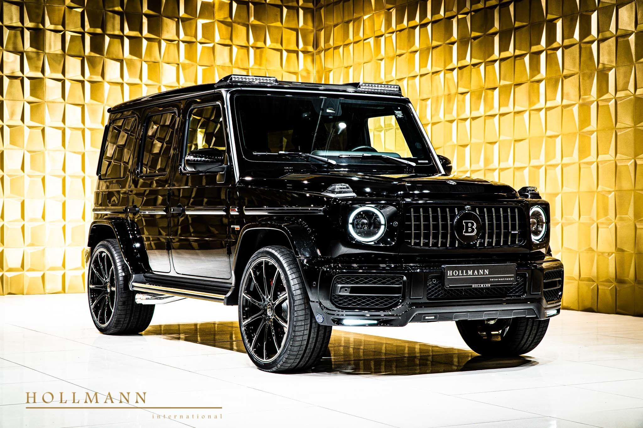 Mercedes Benz G 63 Amg Brabus 800 Hollmann International Germany For Sale On Luxurypulse Benz G Mercedes Benz G500 Mercedes
