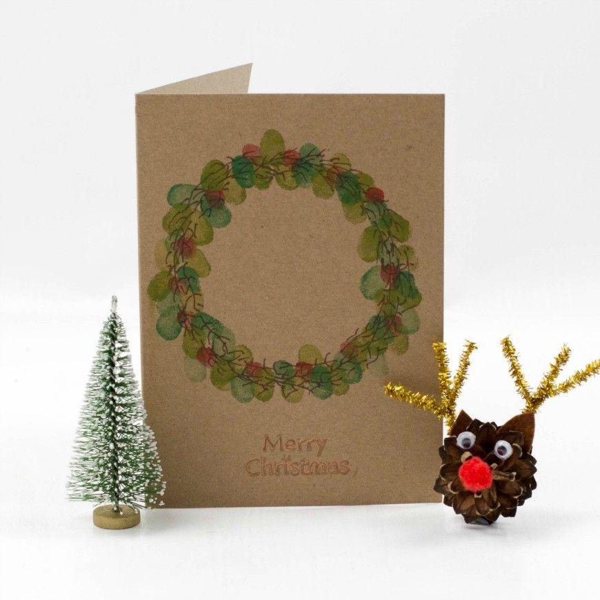 41++ Fingerprint christmas wreath info