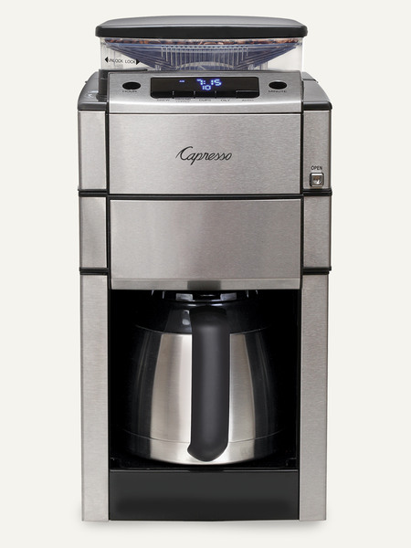 Capresso Coffee Team Pro Plus Therm In 2020 Thermal Coffee Maker
