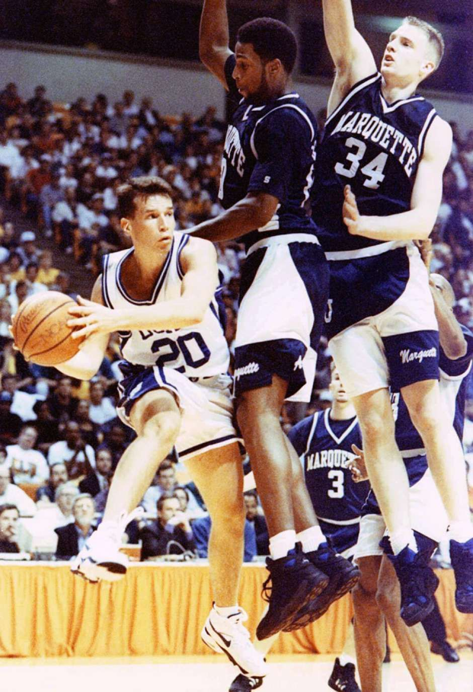 The best of Coach K former players share favorite