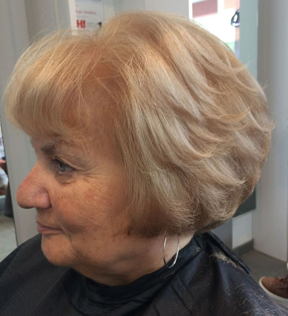 The Best Hairstyles And Haircuts For Women Over 70 Cool Hairstyles Womens Haircuts Thick Hair Styles