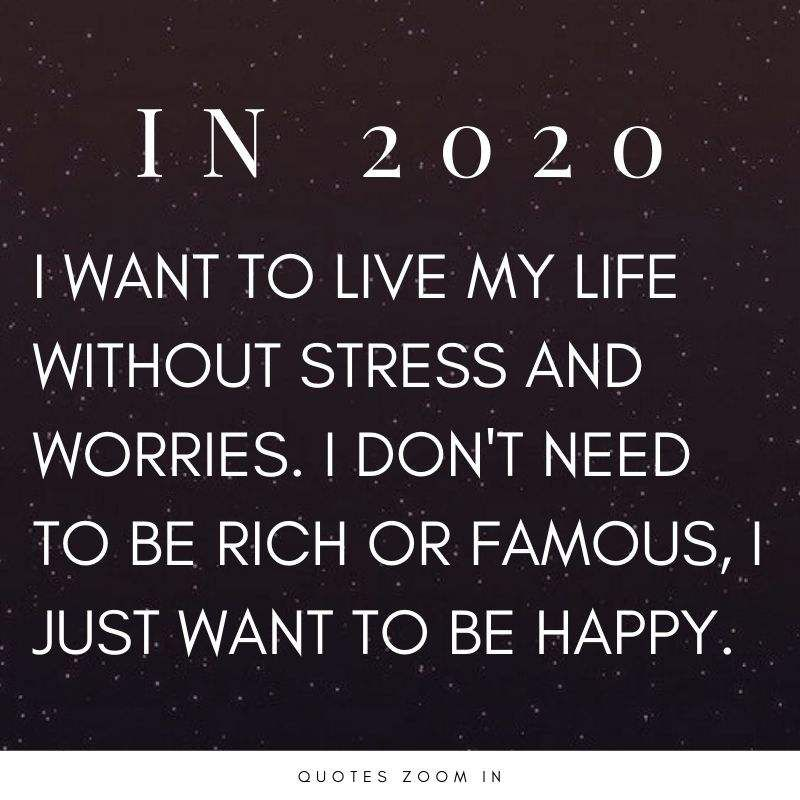 New year inspirational quotes positivity 2020, wishes