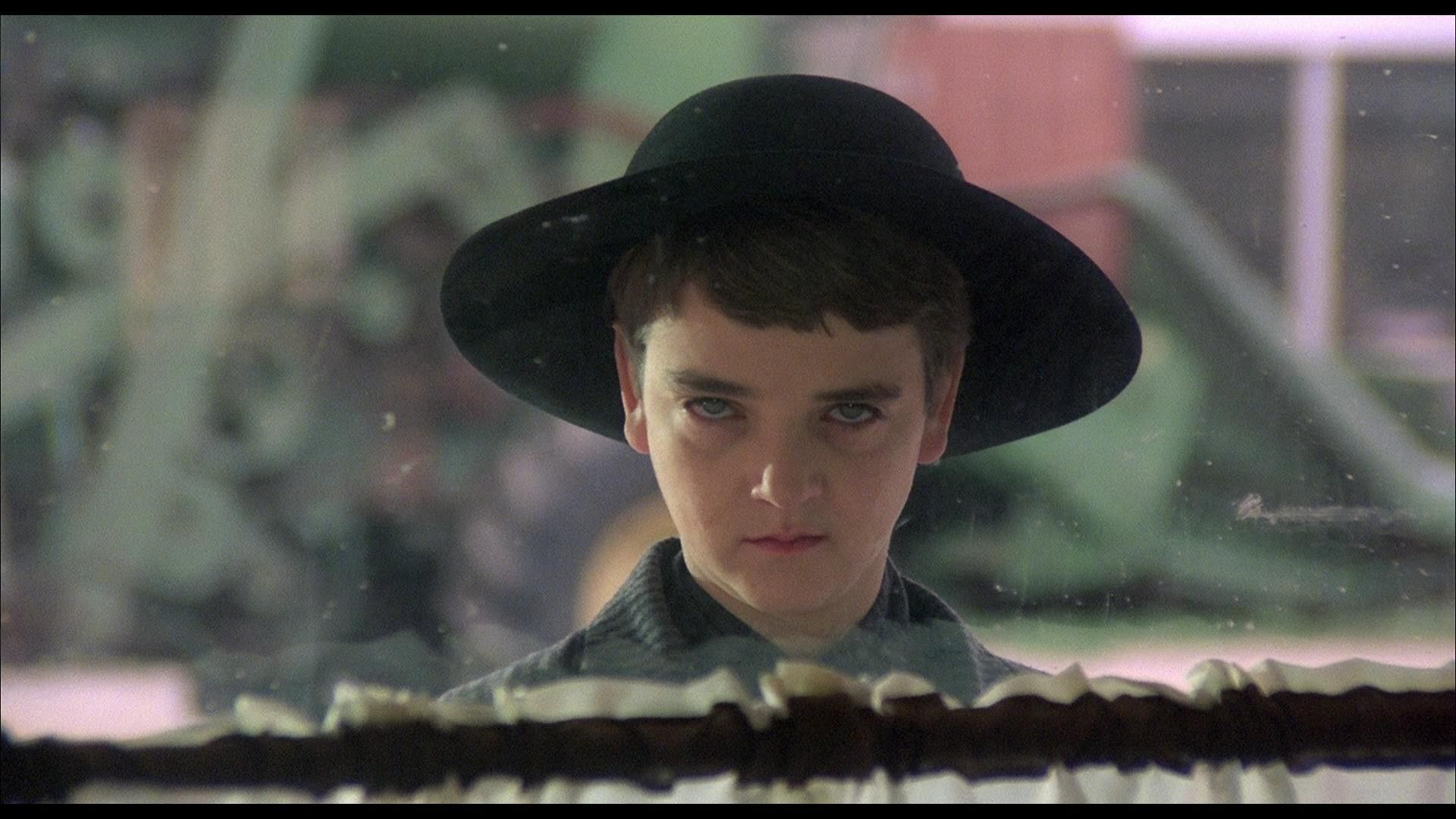 Children of the Corn is the first film that featured scores of children as the villains and to this day the concept is still incredibly terrifying. Description from horror-movies.ca. I searched for this on bing.com/images