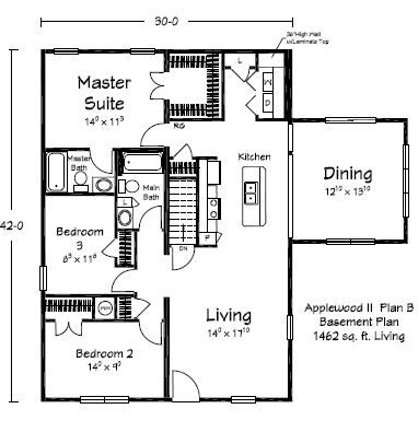 Floor Plans :: Designer Homes   A Division Of Ritz Craft Corp   Mifflinburg