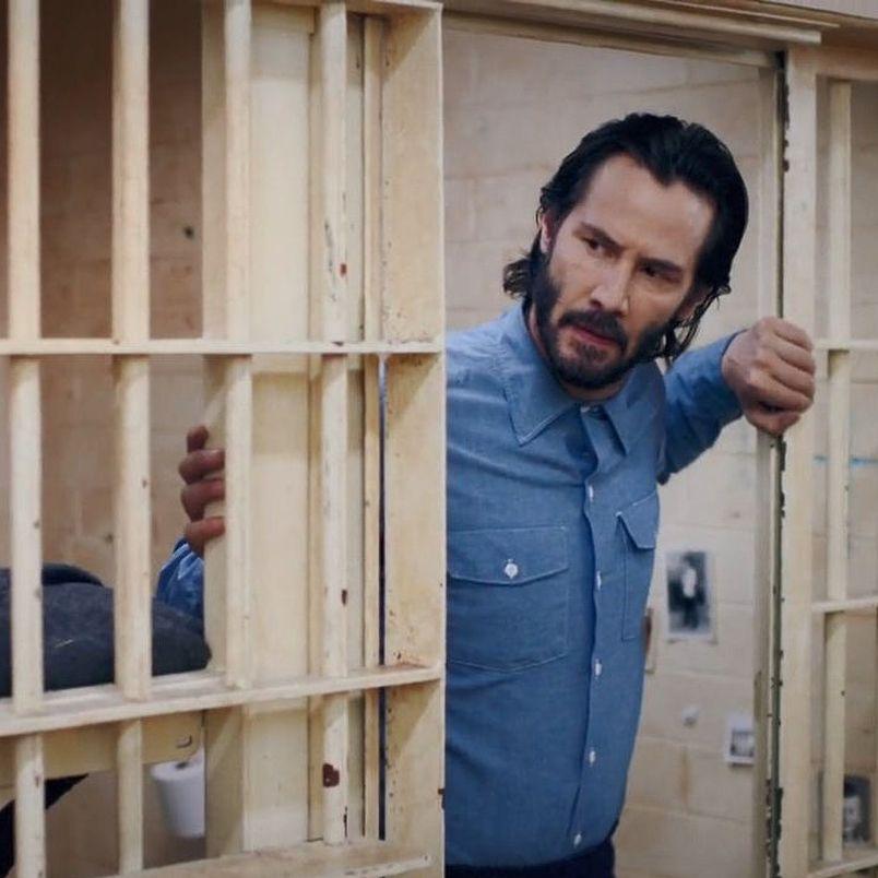 Keanu Reeves As Tex In Swedish Dicks Season 2 Keanu Reeves Keanu