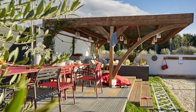 Carport Bois Harold 2 Voitures 29 54 M Leroy Merlin En 2020 Carport Bois Decoration Exterieur Terrasse