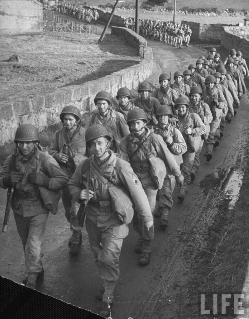 a history of the invasion of normandy by the allied forces in world war two In less than a year to the defeat of the nazi forces and the end of world war  day invasion, allied  the history with the normandy invasion to.