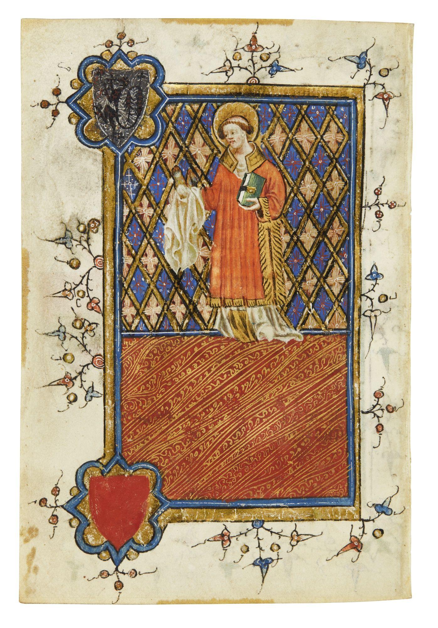 Image result for medieval manuscript barnabas letter