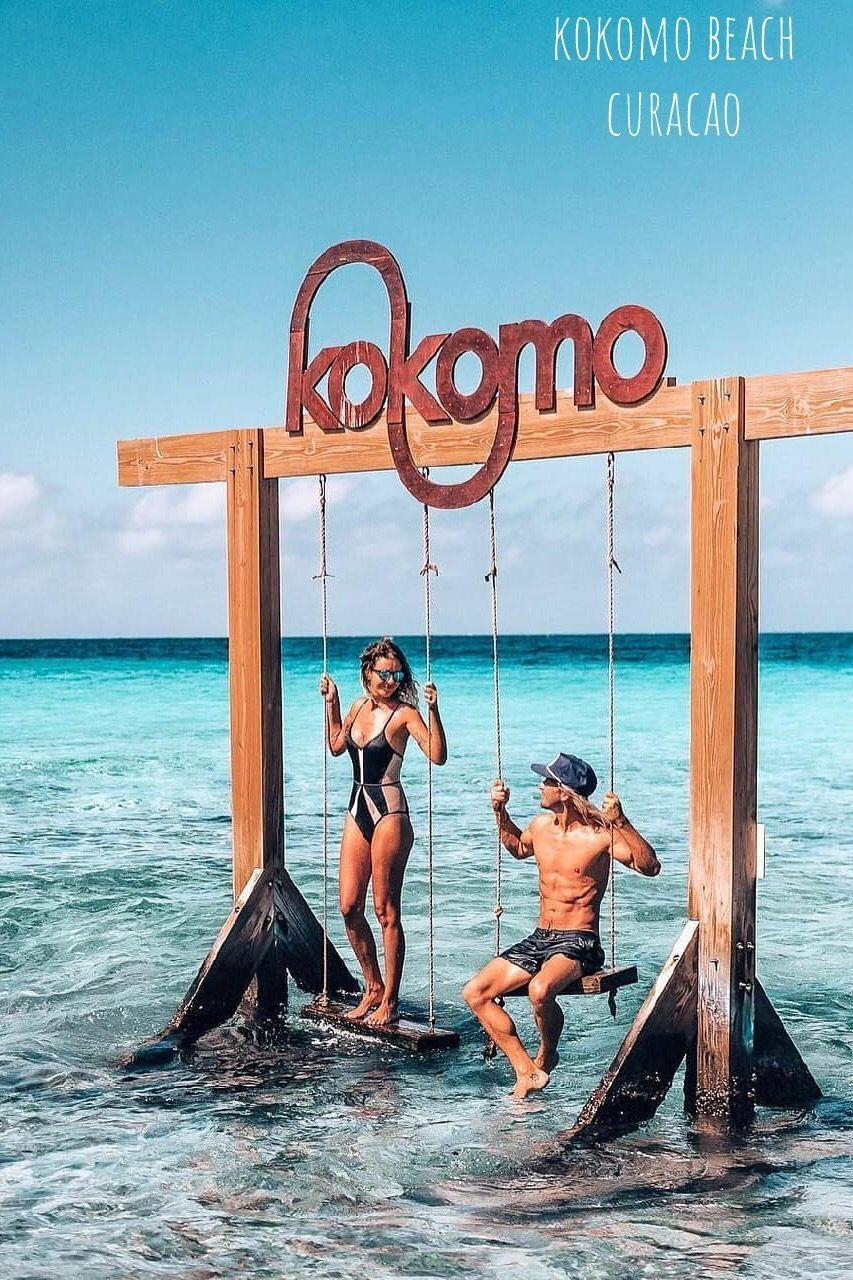Kokomo Beach In Curacao A Beautifull