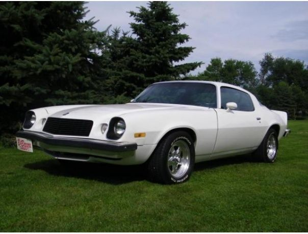 1977 Chrysler Camaro