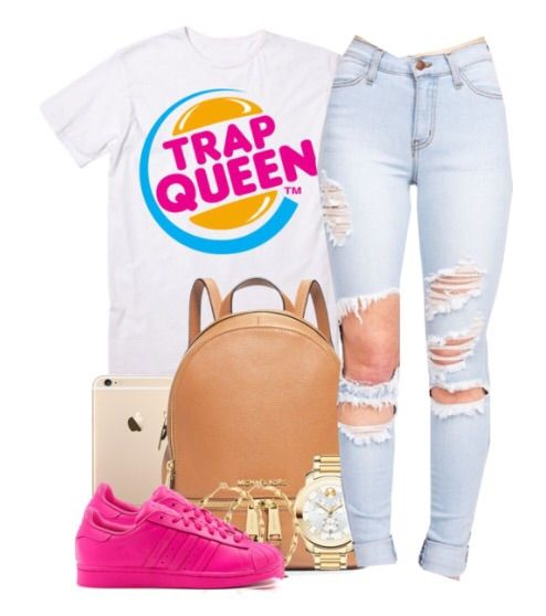 e90b3331d3565d Trill outfit on polyvore