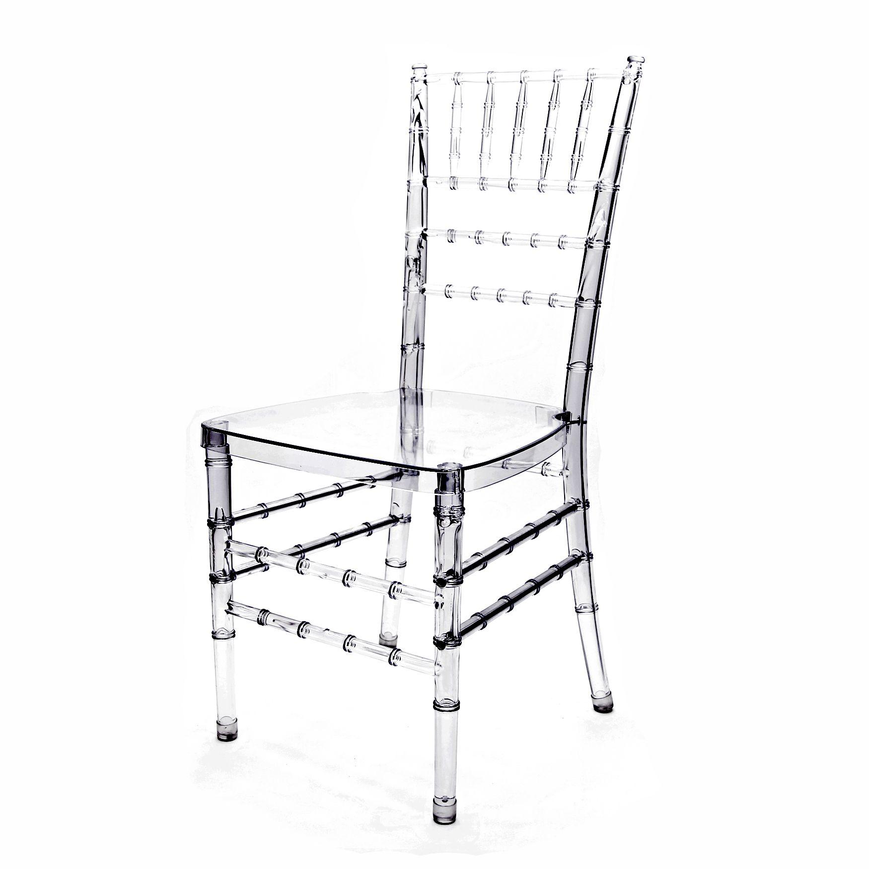 Crystal Ballroom Clear Chairs Table Design Chair