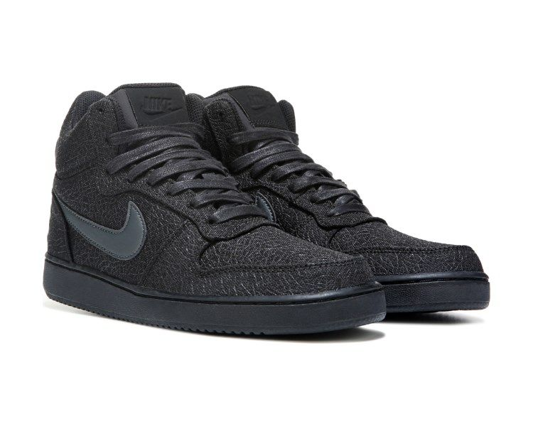 Lace up a retro-stylish look with the Nike Court Borough Mid Top Sneaker.
