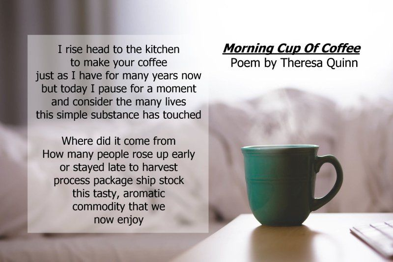 Top Morning Coffee Poems For Any Coffee Lover to Enjoy ...