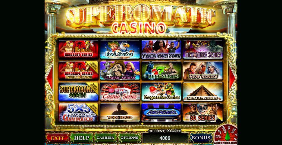 Супероматик казино играть бесплатно и без регистрации скачать фильм казино рояль бесплатно без регистрации
