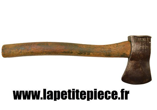 Hachette modèle 1910 datée 1942 US WWII. Axe Intrenching