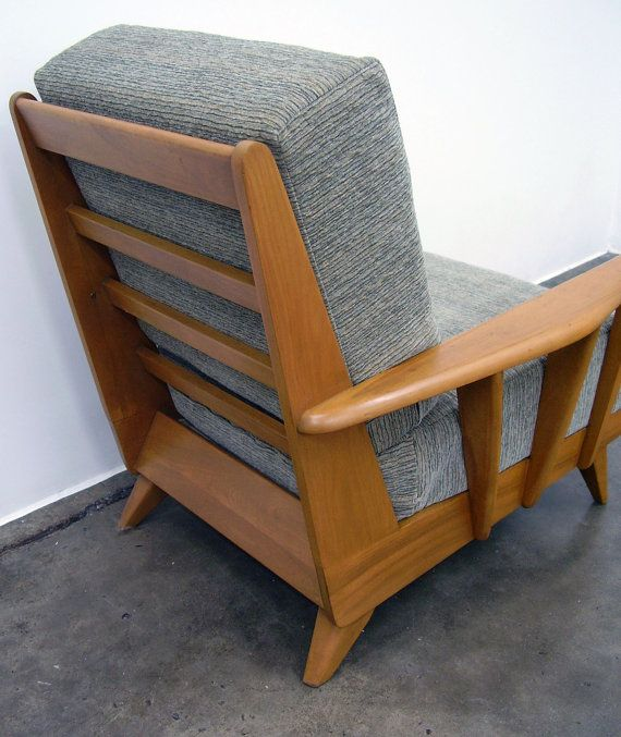 Super Heywood Wakefield Aristocraft Arm Chair No 388 Maple Caraccident5 Cool Chair Designs And Ideas Caraccident5Info
