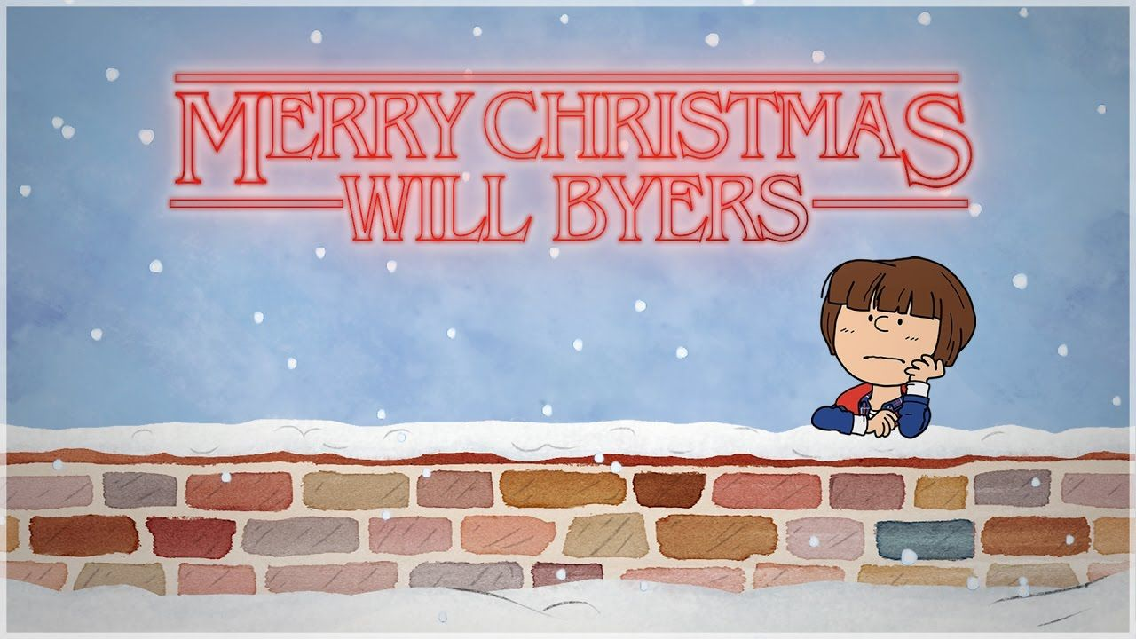 A Stranger Things Christmas, A Mashup of Stranger Things and A ...