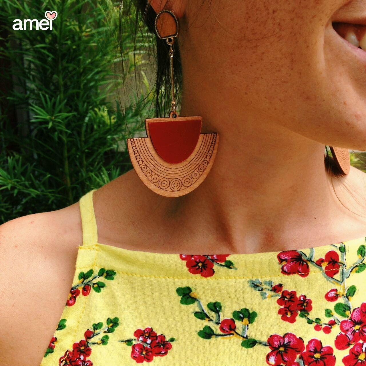 Brincos🔻🍣❤️ #lojaamei #brincos #novidades #moda #madeira #lindos