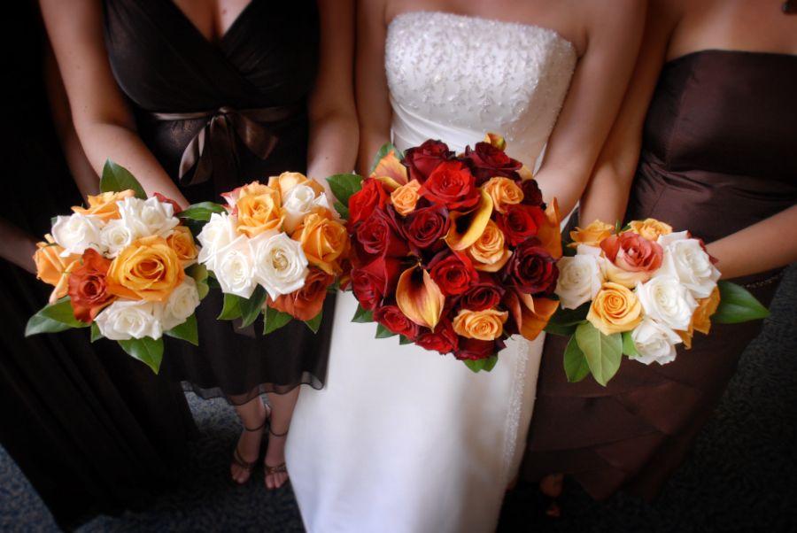 Real Weddings: Gillian & Patrick\'s Mansion Wedding | Flower ...