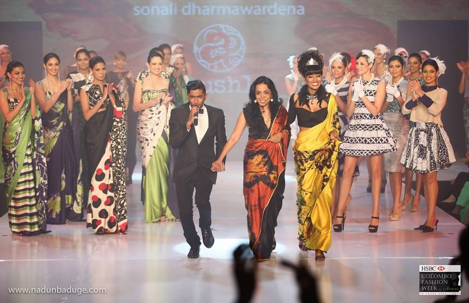 Sonali Dharmawardena at HSBC CFW