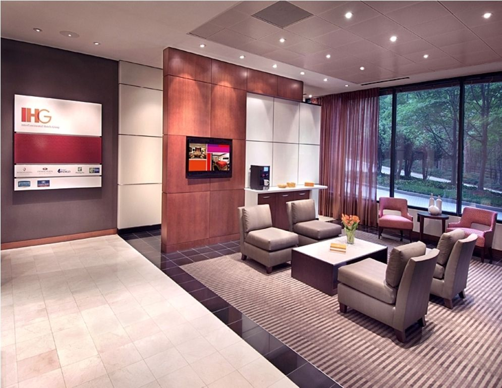 Financial Office Lobby | You Are Here: Home → Commercial → Class A Office  Space