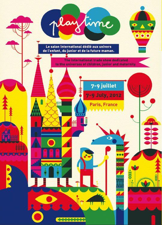 Playtime Juillet 2012 viens de terminer - merci et à la prochaine! Maxomorra sera de retour l'année prochaine...
