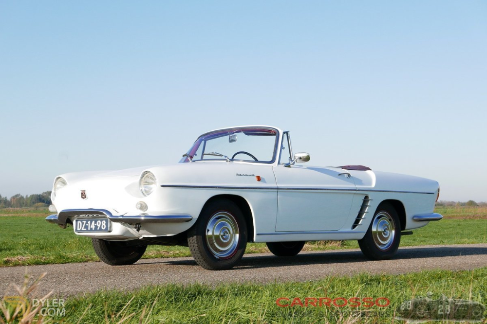 Classic 1962 Renault Floride Cabriolet for Sale Dyler in