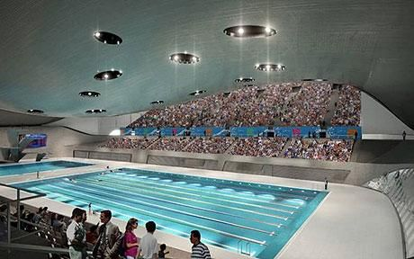over a dozen mormon athletes will be participating in the 2012 olympic games in london representing their homeland and the church of jesus christ - Olympic Swimming Pool 2012