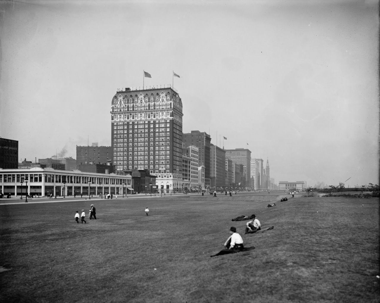 1910 michigan avenue the art institute blackstone hotel