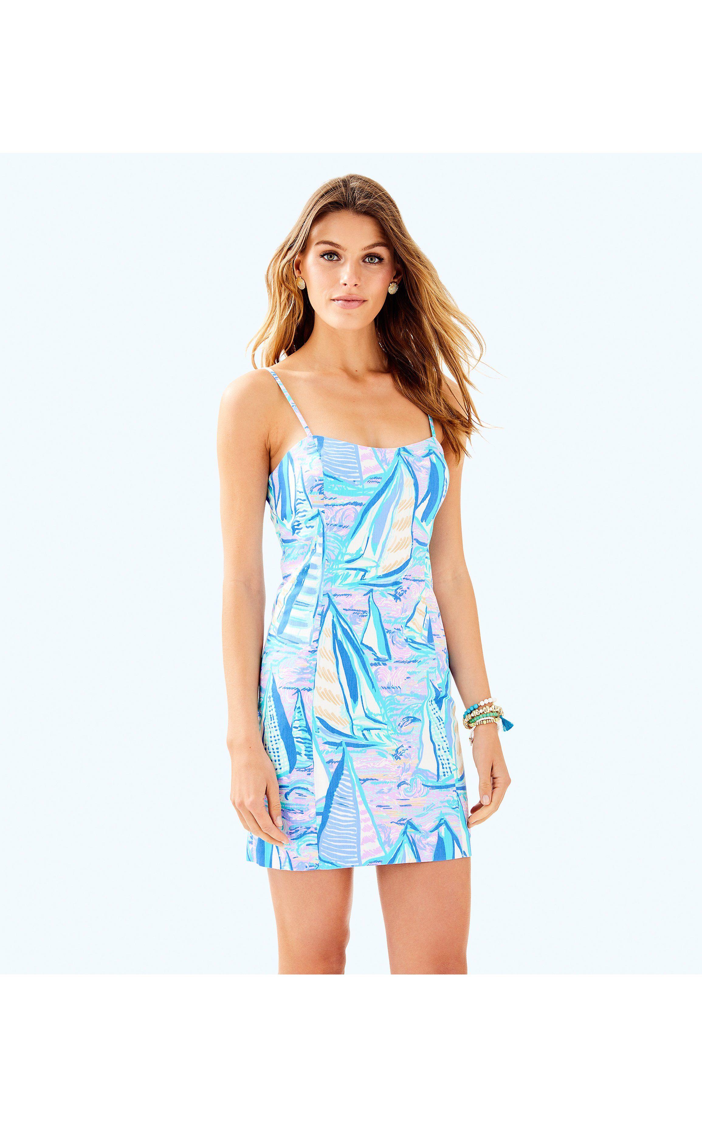 bb3d2aadb3 Shelli Dress in Light Lilac Verbena Aboat Time | Products | Stretch ...
