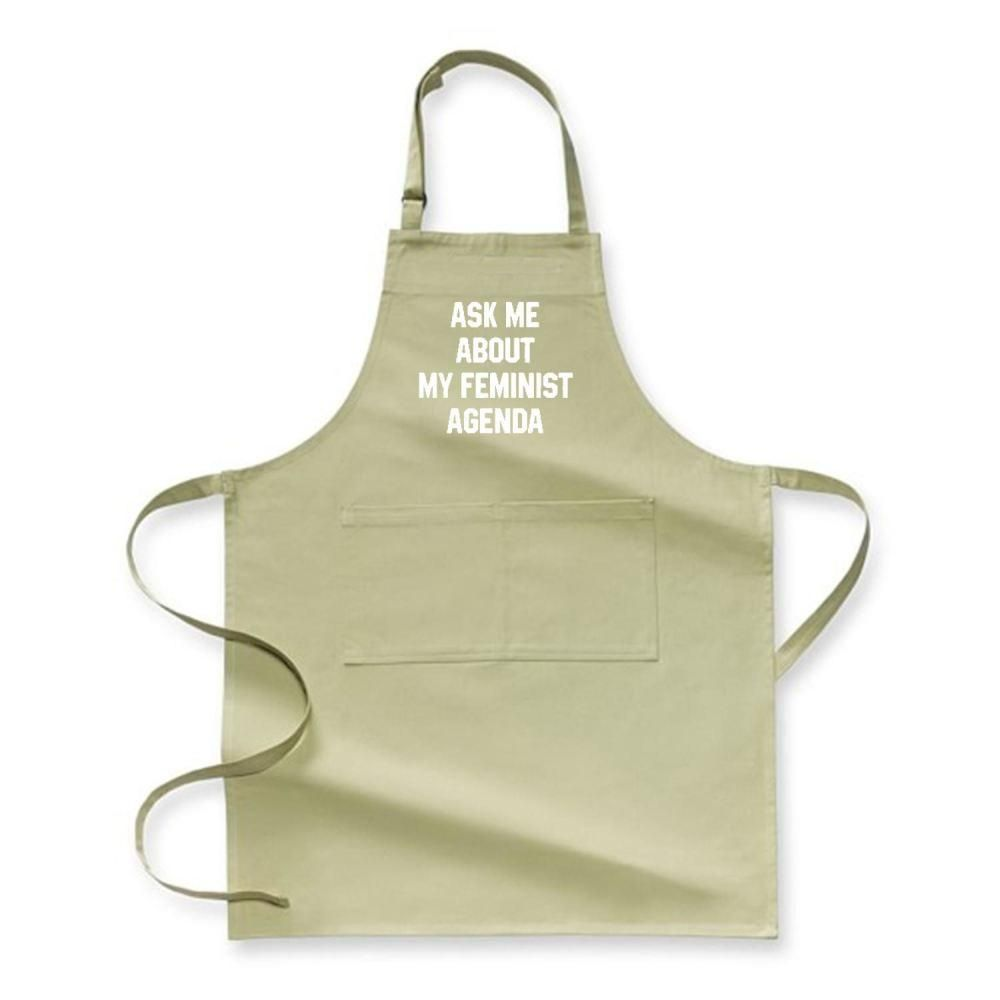 A Product of econscious 8 oz Organic Cotton//Recycled Polyester Eco Apron Bulk