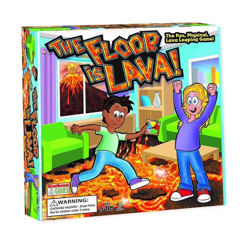 Interactive Board Game For Kids And Adults Fun Party