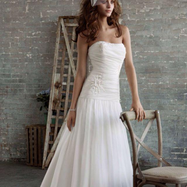Wedding Dress Shop Warrington: Wedding Dress...simple But Nice