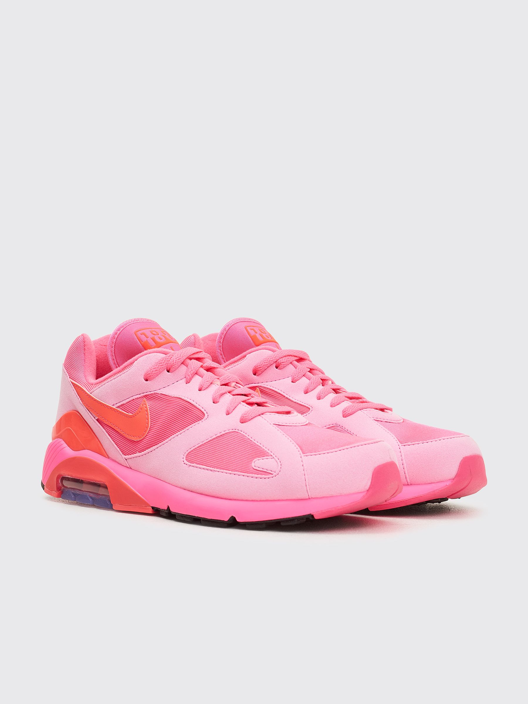 637ee0f36d0 Comme des Garcons Homme Plus - Nike Air Max 180 Pink   Pink