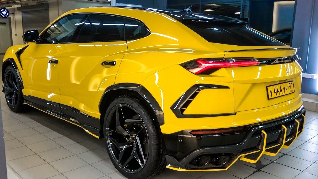 2019 Lamborghini Urus Excellent Project From Topcar Youtube