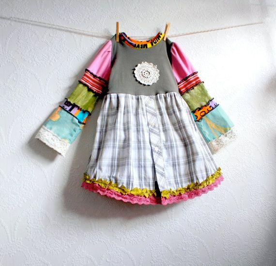 Hippie kleider fur babys