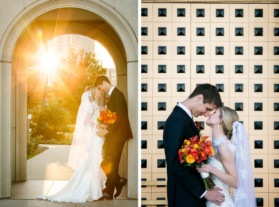 Kim and Dan – Loyola University Wedding