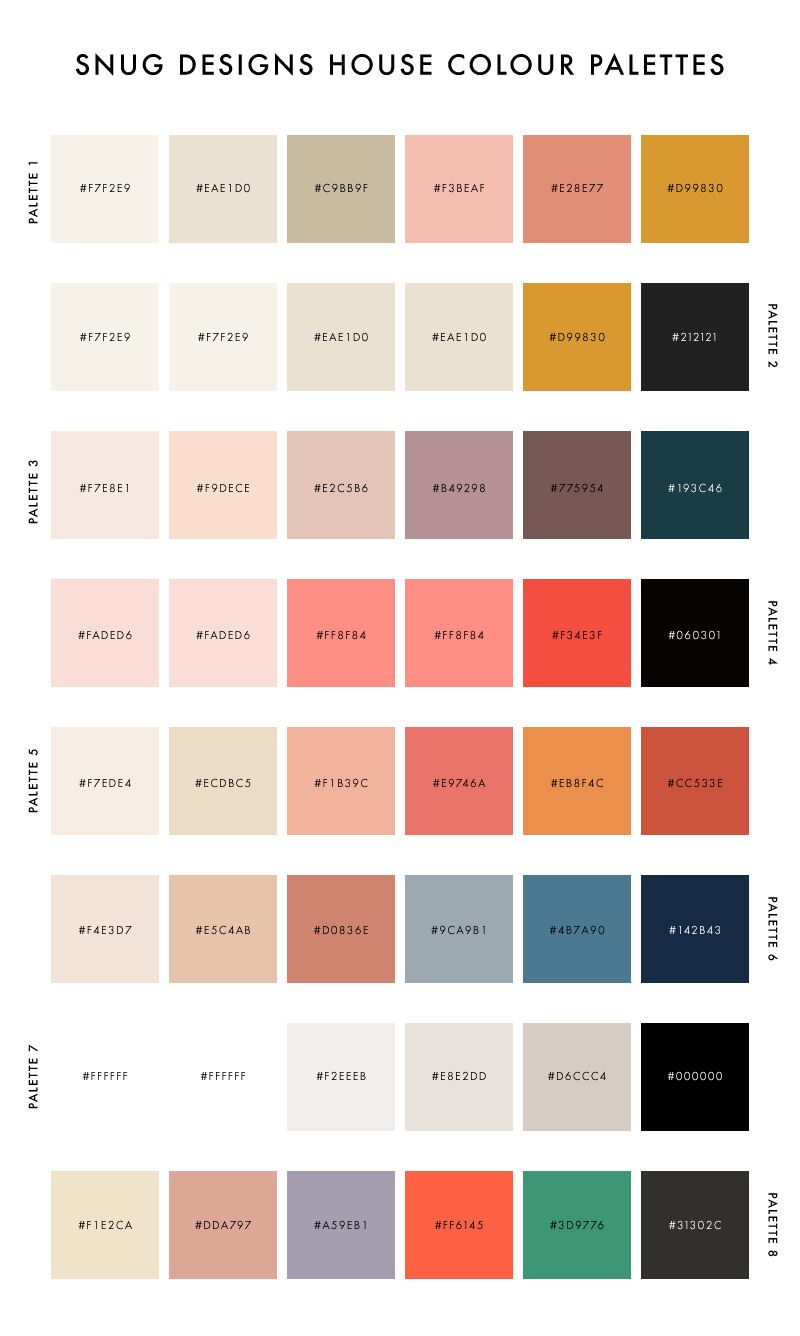 How to Create a Custom Colour Palette for your Snug Theme – Snug Designs