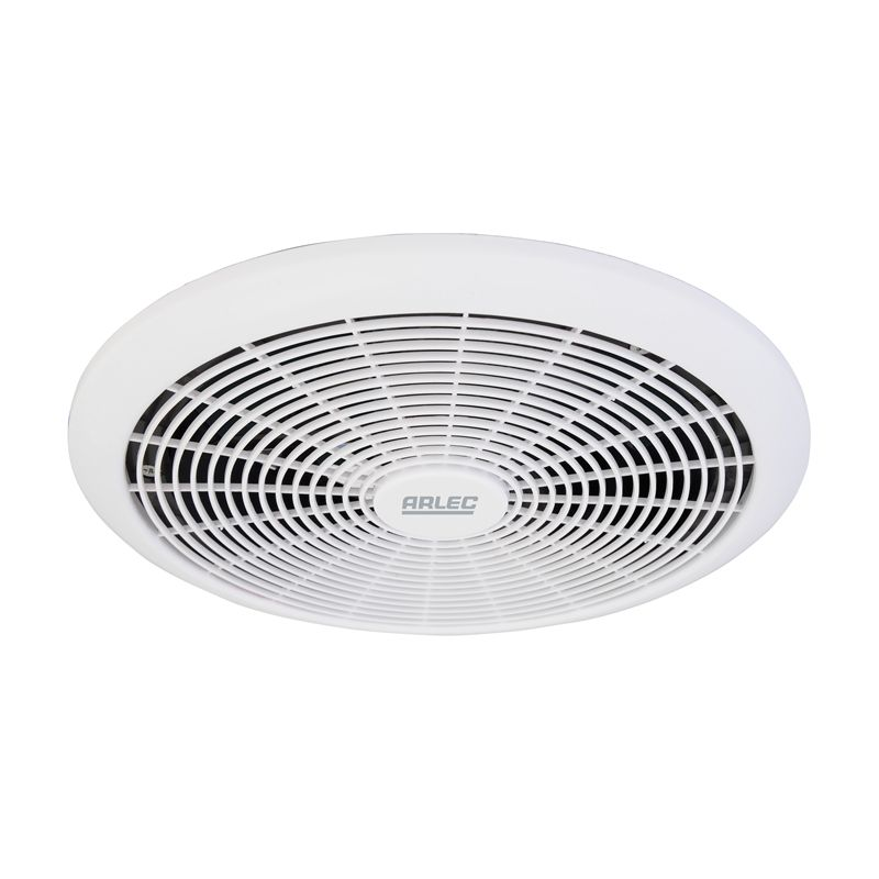 Arlec 200mm Energy Efficient Exhaust Fan Energy Efficiency Fan