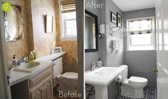 Before After 10 Inspiring Bathroom Makeovers With Images