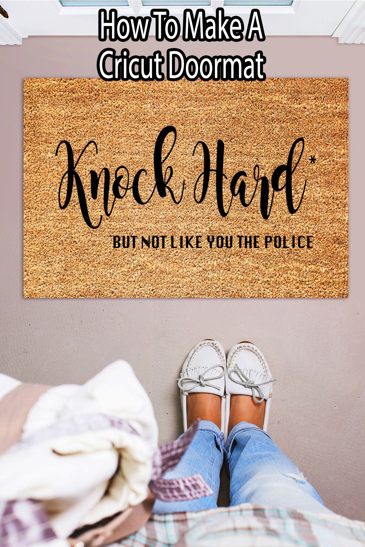 How To Make A Custom Outdoor Mats Using Your Cricut Cricut Stencils Cricut Cricut Stencil Vinyl