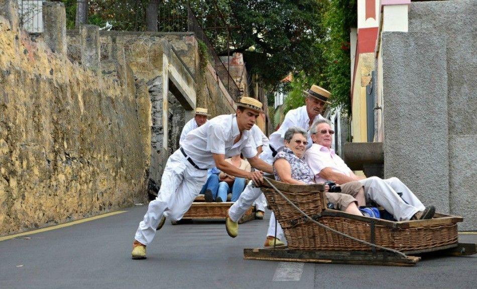 Madeira Romantic Destinations in Europe - Copyright Matthieu Cadiou - European Best Destinations