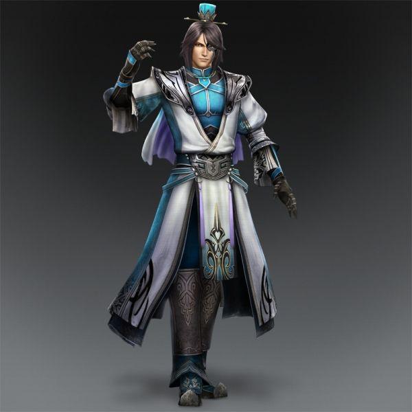 Warriors Orochi 3 Lian Shi: Dynasty Warriors 8