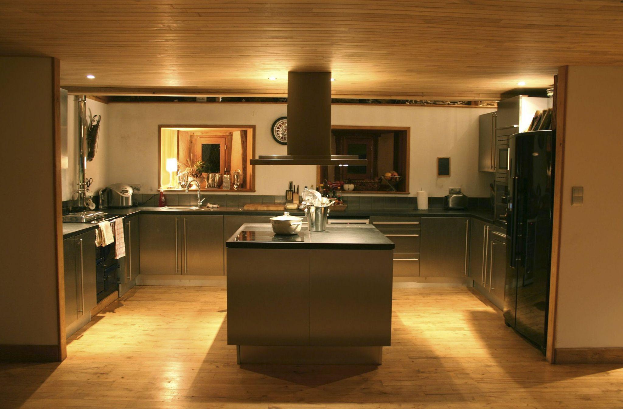 מטבחים - מטבחים מודרניים
