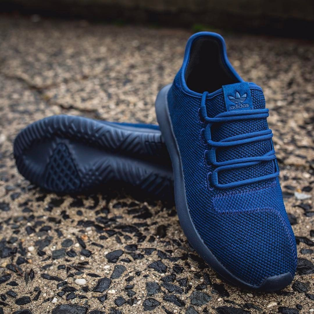 4c27428ed3a  NewArrival   adidasoriginals Tubular Shadow Knit - Navy Blue ( 100) •  adidas  Tubular Shadow .